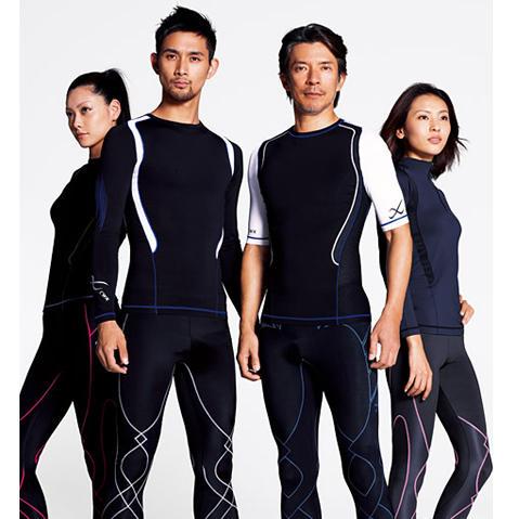 史上最详细的CW-X压缩裤全系列购买攻略