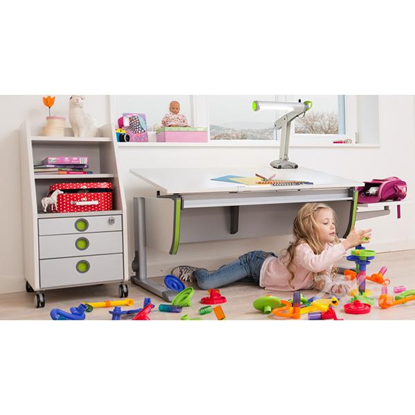 德国Moll的高端功能桌椅及配件系列介绍