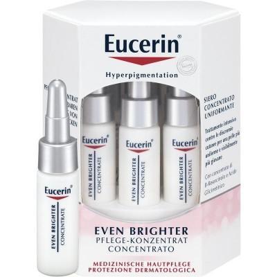 【德国UKA】Eucerin 优色林 美白祛斑精华液 6瓶X5ml 特价:€18 32约¥134 61