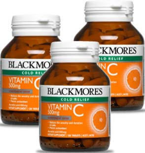 Blackmores 天然维生素C