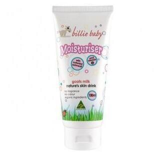 Billie 比利婴儿宝宝山羊奶润肤乳 100ml