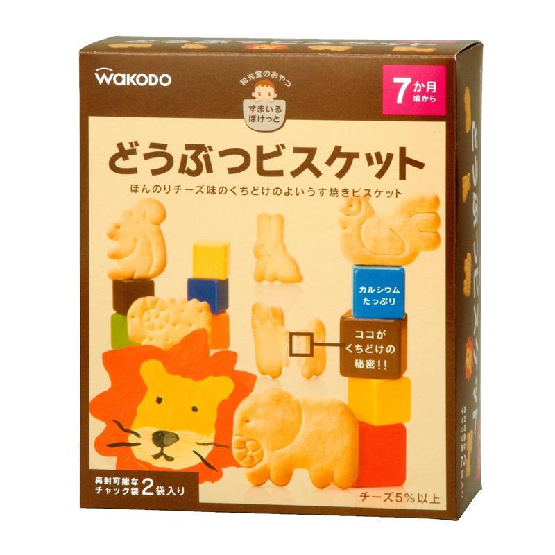 日本和光堂婴儿辅食推荐 日淘
