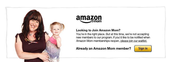 Amazon Mom亚马逊妈妈<font color=red>计划</font>