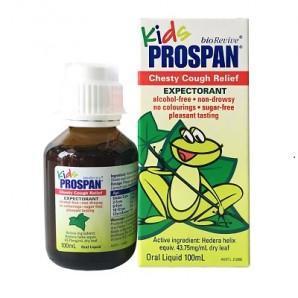 【凑单免邮】Prospan 澳洲小绿叶 婴幼儿儿童草本咳嗽药水100ml 澳洲直邮! AU$14 99,约¥70