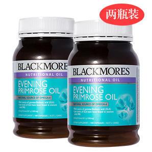 【凑单免邮】BLACKMORES 澳佳宝 月见草油胶囊1000mg 190粒(2瓶装) 澳洲直邮! AU$49 99,¥235 5
