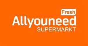 德国超市allyouneedfresh官网海淘攻略(5欧元优惠码+6%返利)