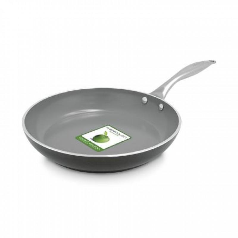 GreenPan 格林攀 Venice陶瓷不粘平底锅 24厘米(新特价+5欧专享码)