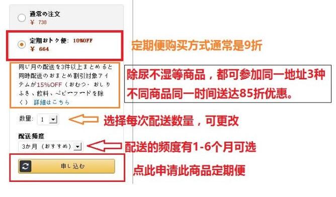 日本亚马逊海淘攻略之关于S&S定期购订阅与取消