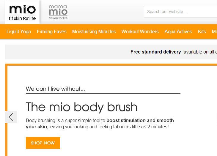 孕妇护肤品牌MAMA MIO英国官网海淘直邮攻略
