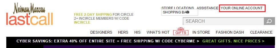 Lastcall by Neiman Marcus:尼曼旗下的百货清仓店购买攻略
