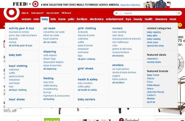 美国Target塔吉特百货海淘购物攻略 教程分享