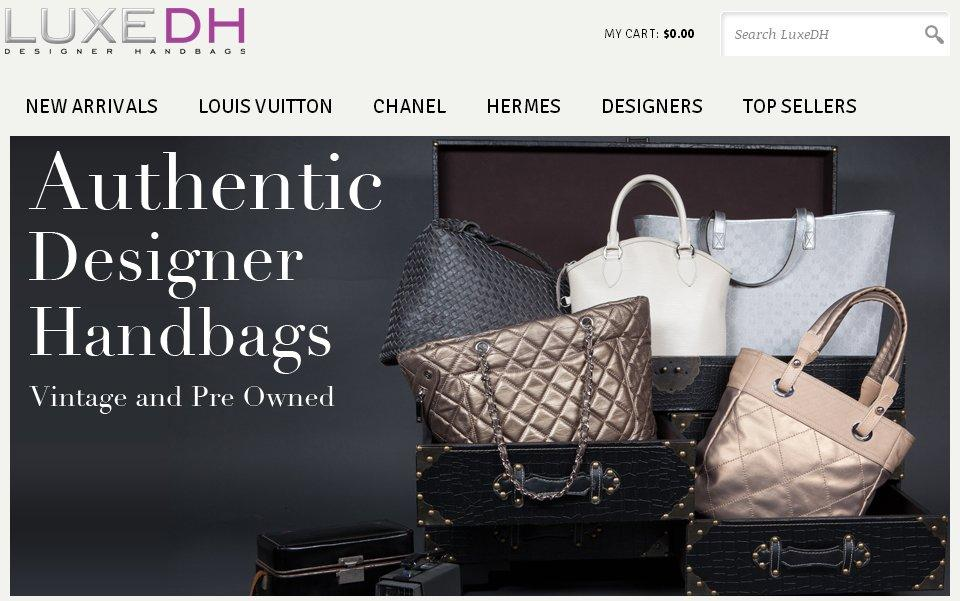Luxe Designer Handbags官网海淘攻略经验