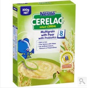 Nestle 雀巢 营养早餐麦片 200g(山梨+牛奶)(限时特价)(夏日大放价 满100澳免邮+0税费)(AU$4 56约RMB21 56元)
