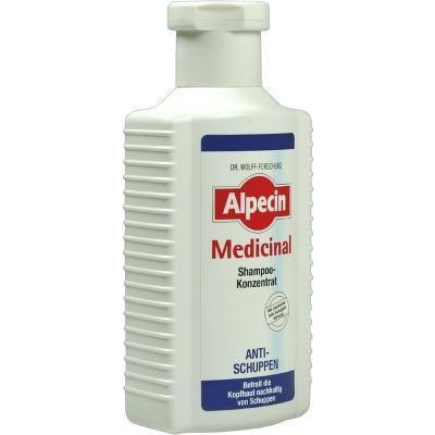 【德国UKA】Alpecin 阿佩辛 特效去屑洗发水 200ml(全场满90欧免3kg运费,奶粉除外,续重恢复运费) 特价3 81欧