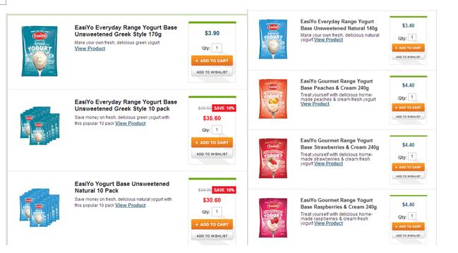 澳洲购买酸奶粉Australian naturalcare 海淘攻略