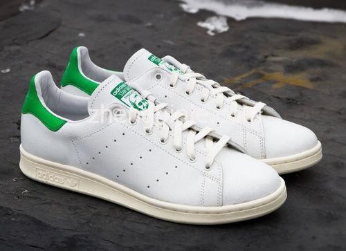 Adidas史密斯白鞋真假辨别教程