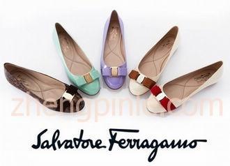 菲拉格慕Salvatore Ferragamo鞋真假识别方法