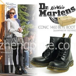 [达人讲解]Dr.martens马丁靴种类及真假辨别方法