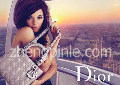 迪奥Dior女包真假辨别教程