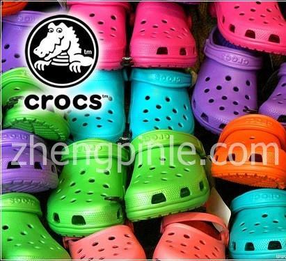 卡骆驰Crocs真假辨别方法