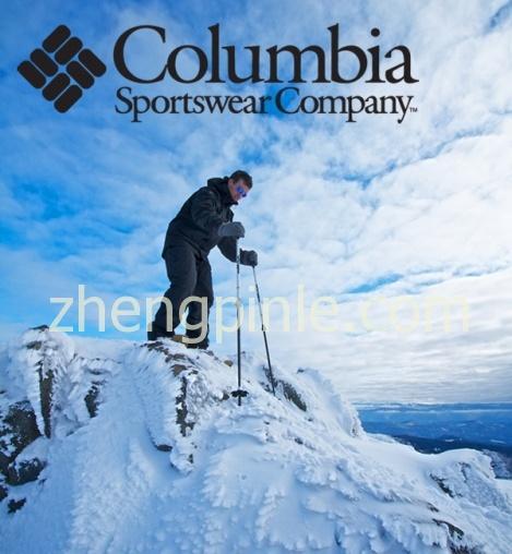 哥伦比亚Columbia冲锋衣真假辨别教程