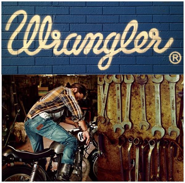 wrangler威格牛仔裤真假辨别方法