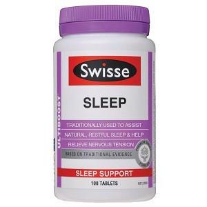 【新西兰PD折扣药房】Swisse 改善睡眠片 100片 22 9纽,约¥108(全场89纽包邮+专场八折)