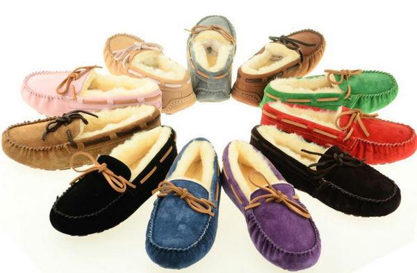 雪地靴有多少种?不同材质价差十倍!UGG雪地靴真假辨别