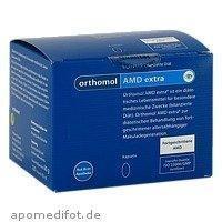 护眼好物特价 Orthomol预防白内障老年黄斑变性营养胶囊 120粒