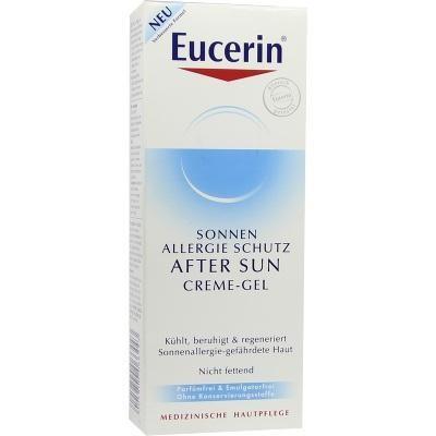 Eucerin 优色林防过敏保护晒后修复啫喱 150ml  特价:12 17欧