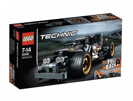 【满75欧包邮】 LEGO LEGO 乐高 机械组 狂野赛车 42046  17 欧
