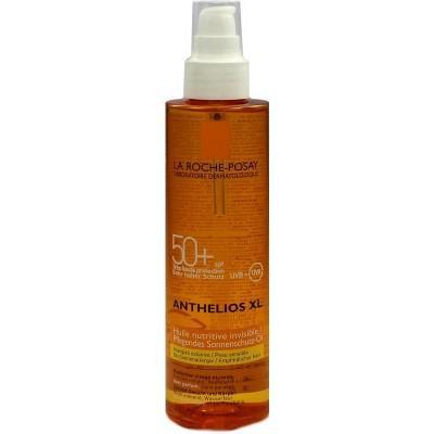 【德国UKA】 La Roche-Posay 理肤泉 特护营养滋润防晒油(SPF50+)200ml 特价:17 61欧