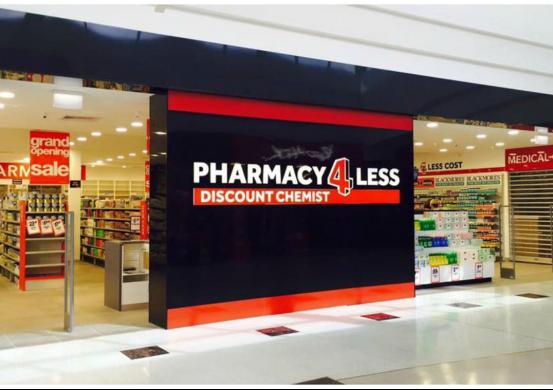 澳洲大型连锁折扣药房Pharmacy 4 less中文站上线 直邮中国!