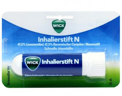 【德国UKA】Wick 抗感冒鼻噻吸入液 1支 特价:3 22欧