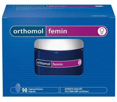 【德国UKA】 Orthomol 更年期女性滋养胶囊180粒 (90天)  特价:72 93欧(原价:83 30)