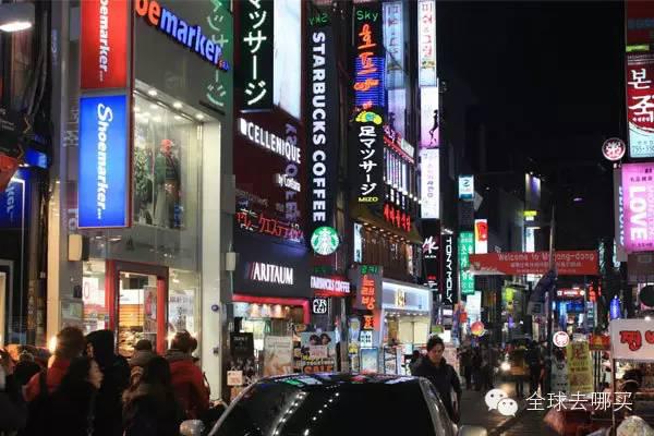 韩国血拼地图 2016韩国购物必买清单