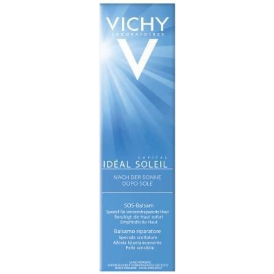 【德国UKA】Vichy 薇姿 晒后急护修复霜 100ml  活动特价:9 77欧(原价:11 49欧)