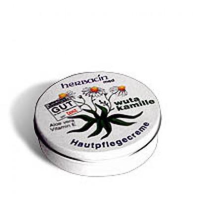 【德国UKA】 Herbacin Wuta贺本清洋甘菊护肤霜铁盒 75ml 特价:3 02欧