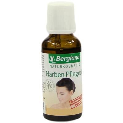 【德国UKA】Bergland 玫瑰果金丝桃淡化疤痕护理油 30ml  特价:7 26欧,约53 2元