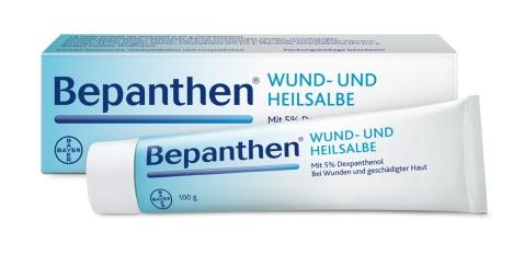 【DC德式康药房-上线特惠+包邮包税】 Bepanthen 皮肤伤口愈合修复膏 100g 用于皮肤伤口修复 皮炎 湿