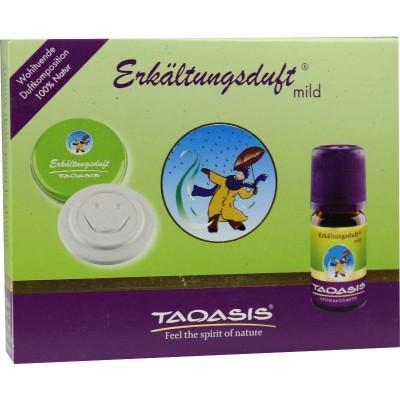 【德国UKA】 Taoasis 预防感冒香薰套装(芳香石+精油) 特价:6 9欧,约51 3元