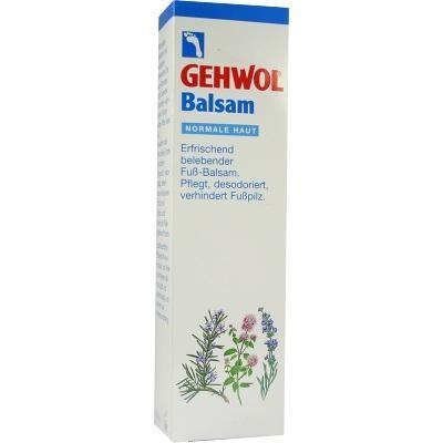 【德国UKA】Gehwol 洁沃 保湿滋润护足霜(中性肤质)125ml 特价:5 68欧,约42 3元