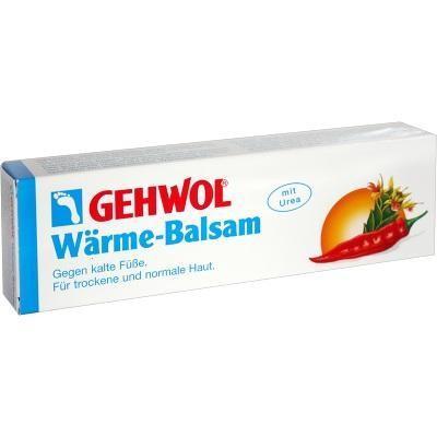 【德国UKA】Gehwol 洁沃 润足暖霜 (促进足部血液循环)75ml  特价:4 62欧,约34 1元