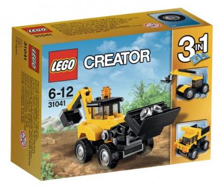 【全场65欧免邮-关注Jako-o再领5欧优惠券】LEGO 乐高 创意系列 工程车辆