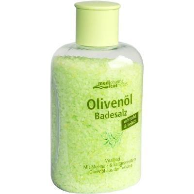 【德国UKA】Olivenol 德丽芙 天然橄榄油精华沐浴盐 350g  特价:6 53欧,约49元
