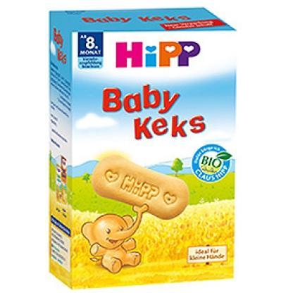 【专享满减】Hipp 喜宝 婴儿磨牙饼干 150g 适合8个月及以上宝宝