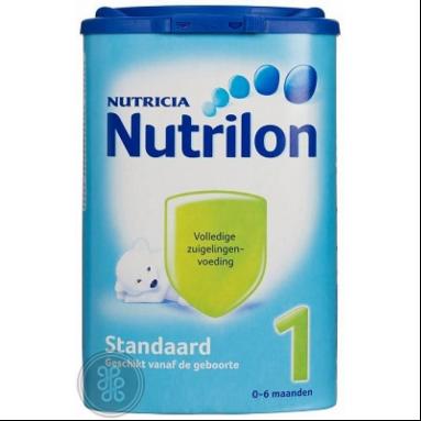 宝宝奶粉分段有讲究 Nutrilon牛栏奶粉分段详解