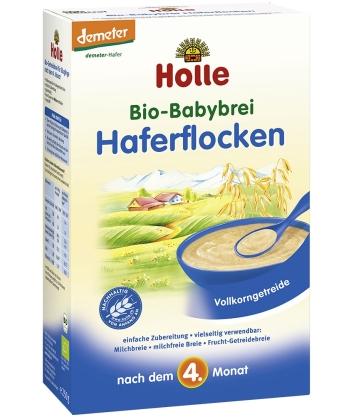 【专享满减】Holle 泓乐 有机燕麦米粉 (4个月以上) 250g