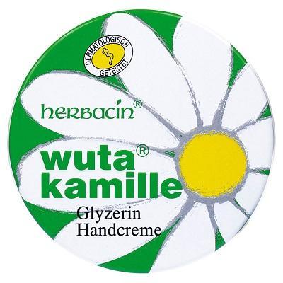 【专享满减】WUTA Kamille 贺本清 洋甘菊护手霜铁盒装 75ml