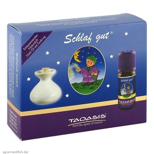 【特价专场】TAOASIS 安眠香薰套装(芳香石+精油) 1 套特价+用码再减5欧